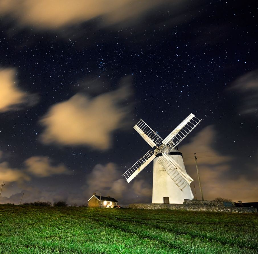 Photo of Photo du week #7 : Ballycopeland Windmill