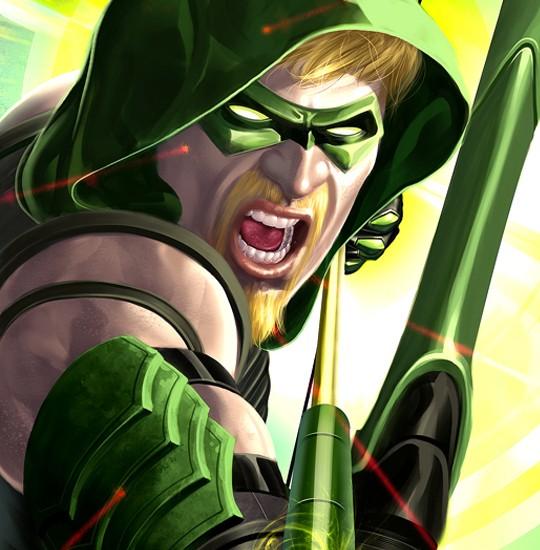 green-arrow-Stefani-Rennee