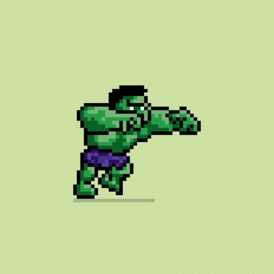 hulk-8-bit-jesus-castaneda