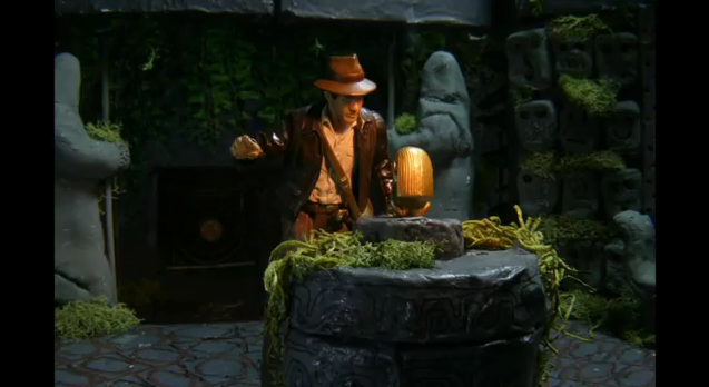 Photo of Stop motion d'Indiana jones – Indyanimation