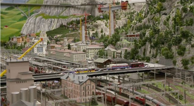 Photo of Salon de la miniature en Allemagne – Miniatur Wunderland