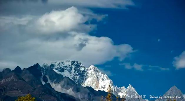 Photo of Time lapse à Lijiang – Chine
