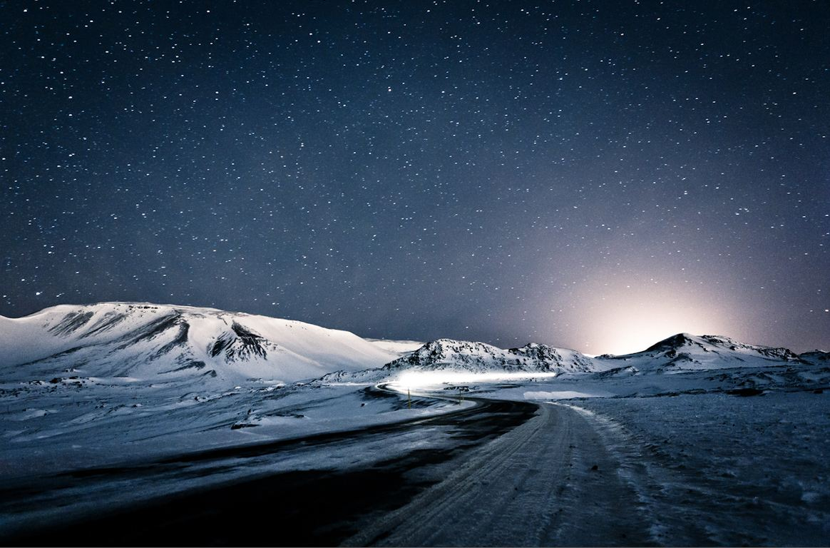 Photo of Photo du jour #57 : Winter Night In Iceland