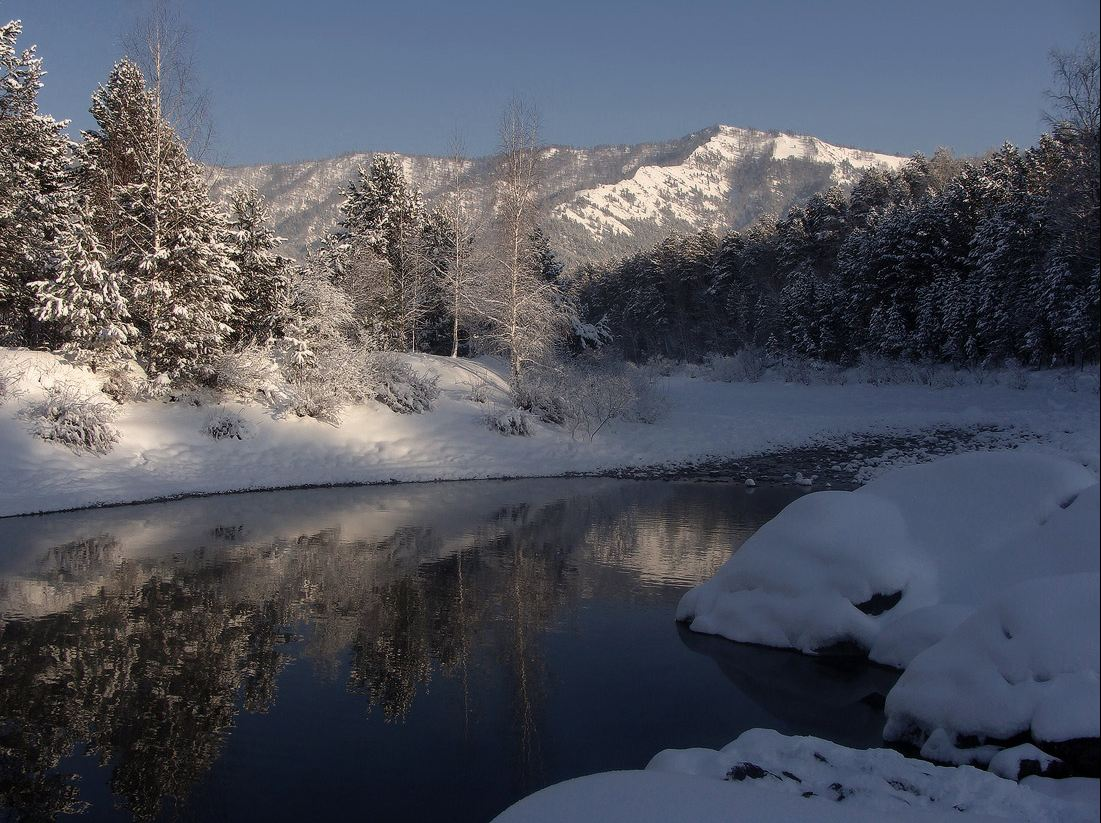 Photo of Photo du jour #42 : Une journée d'hiver