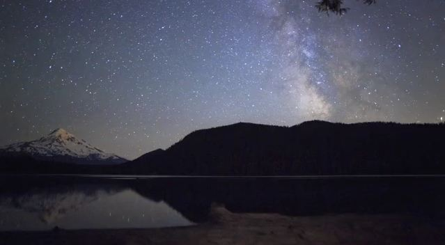 Photo of Magnifique time lapse de l'Oregon
