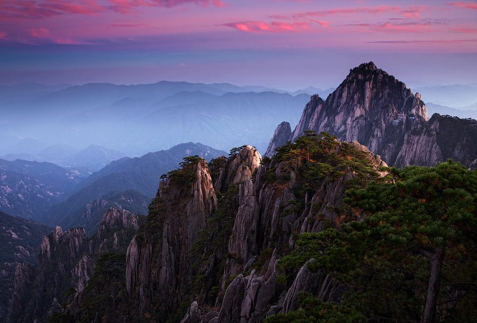 Photo of Photo du week #16 : Huangshan Mountain
