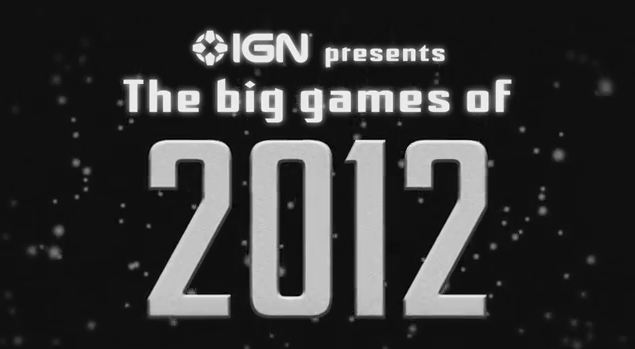 The Big Games of 2012