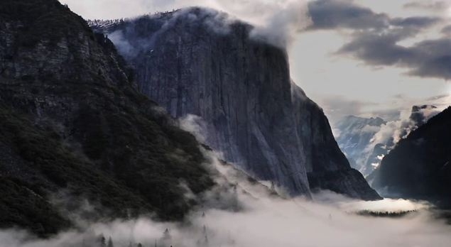 Photo of Time lapse du Parc national de Yosemite