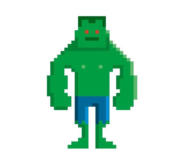 Hulk-Woman-Pixel-Superheroes-Pahito