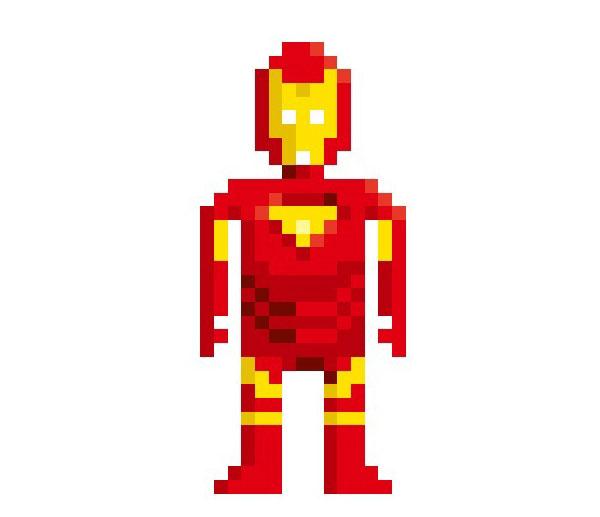 Ironman-Woman-Pixel-Superheroes-Pahito