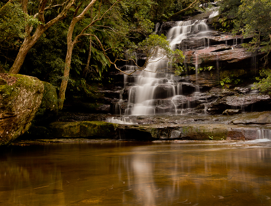 Photo of Photo du jour #103 : Upper Sommersby Falls