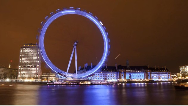 Photo of Time lapse de Londres