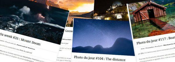 Affichez vos photographies gratuitement sur AlexBlog !