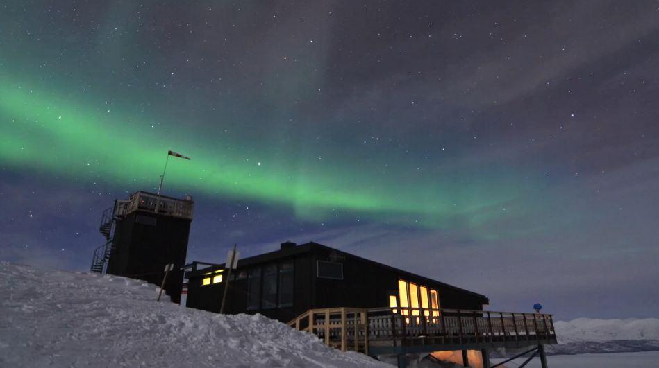 Photo of Time lapse d'Aurora Borealis en Suède – Parc national d'Abisko