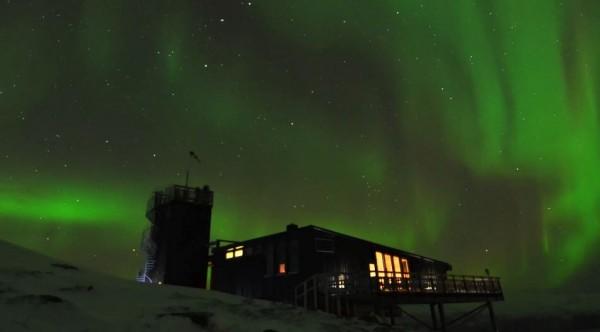 Time lapse d'Aurora Borealis en Suède - Parc national d'Abisko
