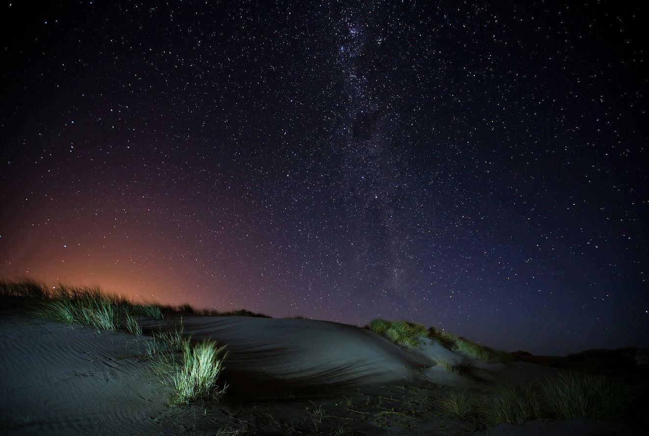 Photo of Photographie du jour #145 : Nuit étoilée sur un désert
