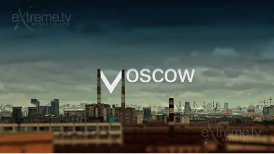 Photo of Time lapse de Moscou