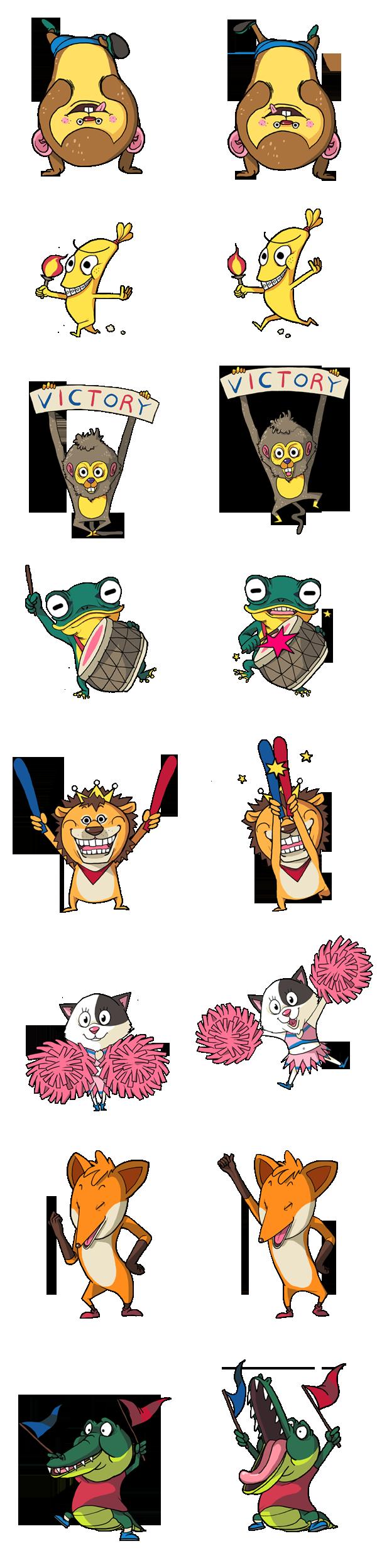 Special-Animal-Olympic-Sakiroo-Choi  (3)