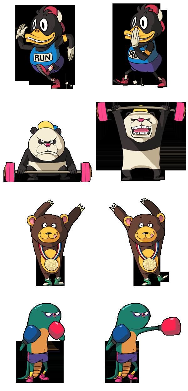 Special-Animal-Olympic-Sakiroo-Choi  (6)