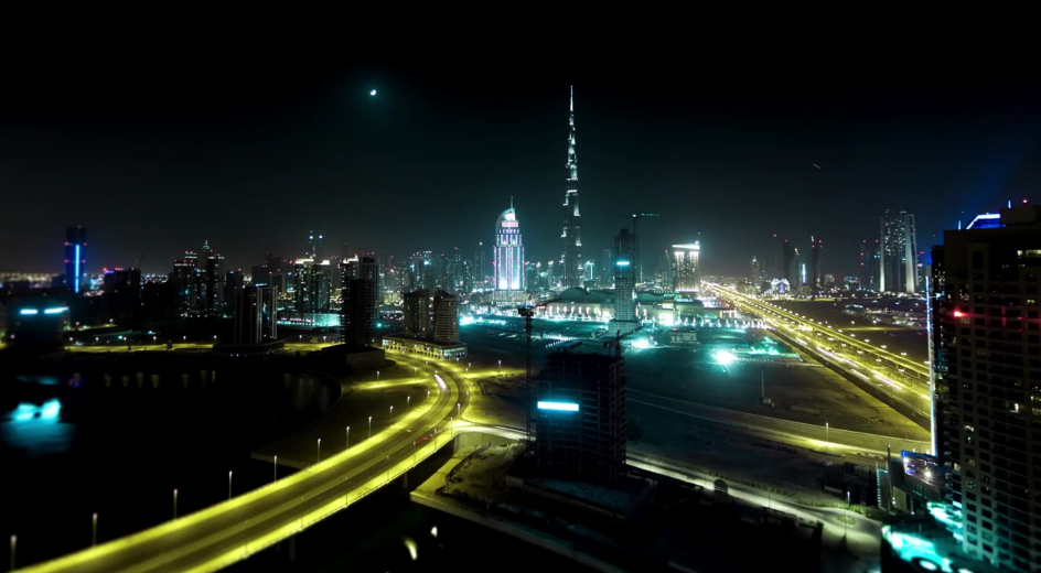 Photo of Time lapse de Dubai