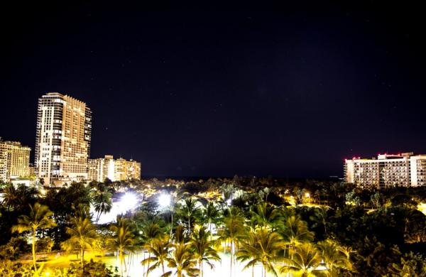 time lapse hawai