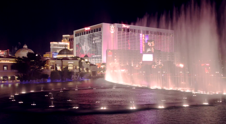 Photo of Time lapse de Las Vegas