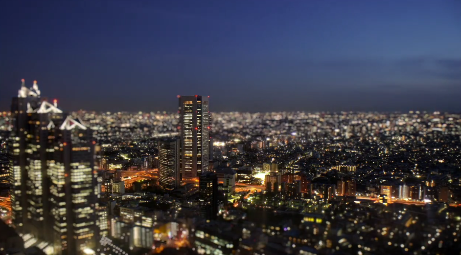 Photo of Time lapse de Tokyo – The Moody City