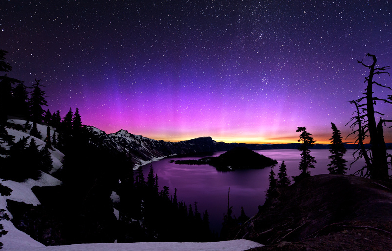 Photo of Time lapse des meilleurs endroits des Etats-Unis – Within Two Worlds