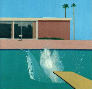 A BIGGER SPLASH 1967