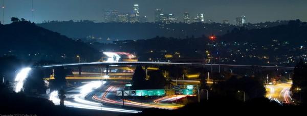 Magnifique time lapse de Los Angeles