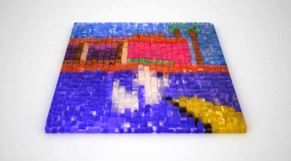 Water Pixels