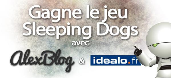 Photo of Concours : Gagne ton jeu Sleeping Dogs sur la plateforme de ton choix !