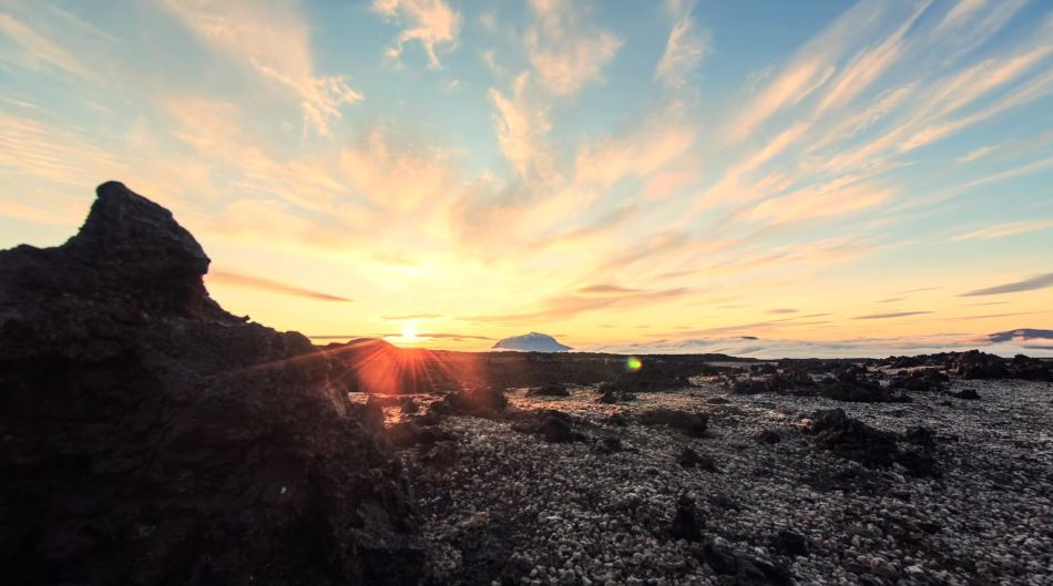 Photo of Time lapse de l'Islande – A Journey Through Iceland