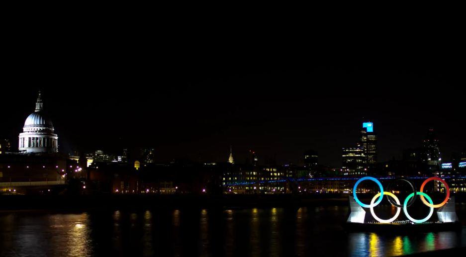 Photo of Time lapse de la ville olympique : Londres