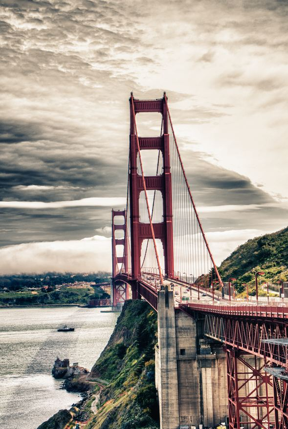 Photographie : Golden Gate