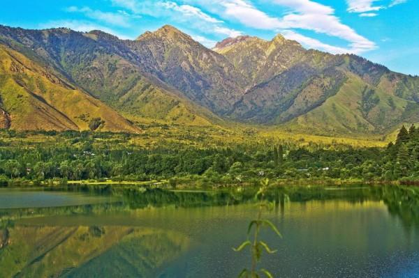 Mahadev Mountain - Dachigam National Park, Kashmir