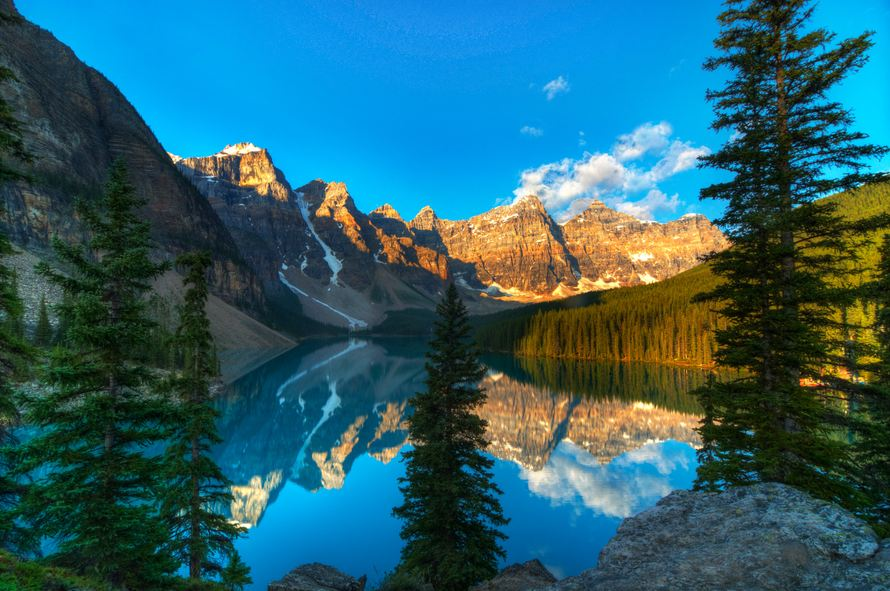 Photo of Photographie du week-end #44 : Moraine Lake