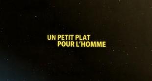 Court-métrage : Un Petit plat pour l'Homme