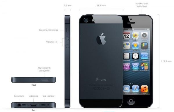 iPhone5 - IPhone 5