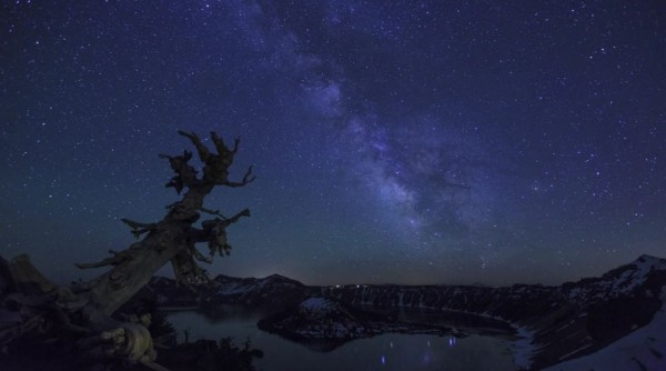Magnifique time lapse du Pacific Northwest