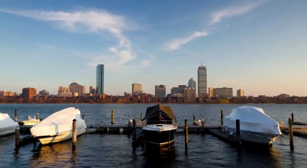 Time lapse Boston