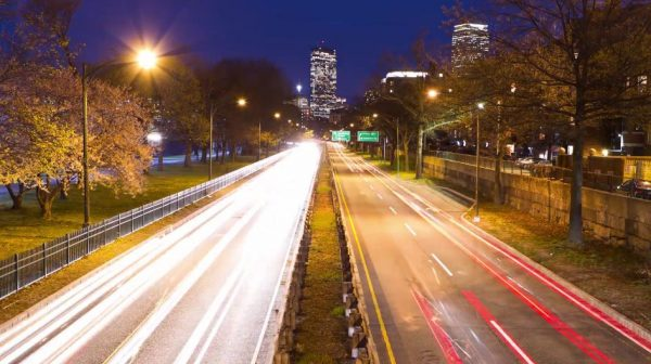 Time lapse de Boston