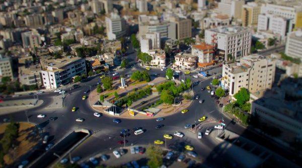 time lapse jordanie