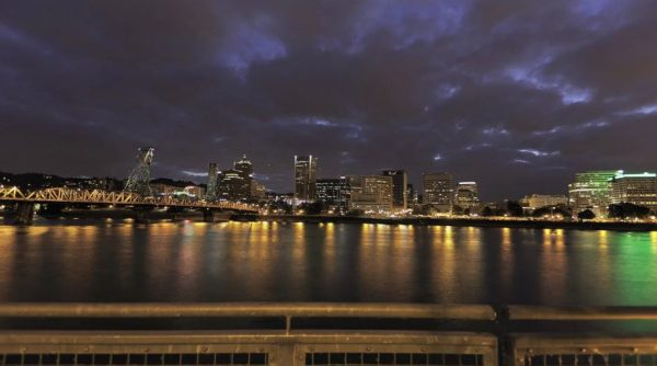 Time lapse de Portland - Oregon