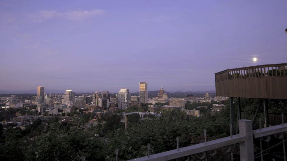 Photo of Time lapse de Portland – Oregon