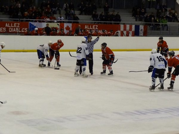 Diables Rouges de Valenciennes - Hockey sur glace