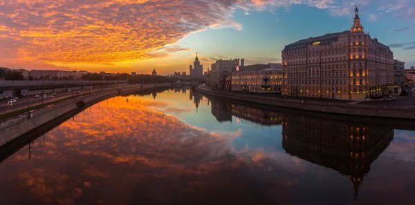 Moscow morning