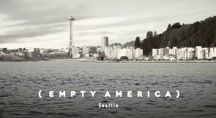 Photo of Time lapse de Seattle – Empty America