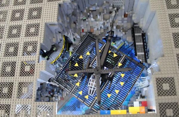 Batman Lego - Batcave
