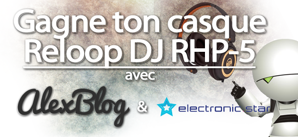 Photo of Concours : gagne ton casque Reloop DJ grâce à Electronic Star